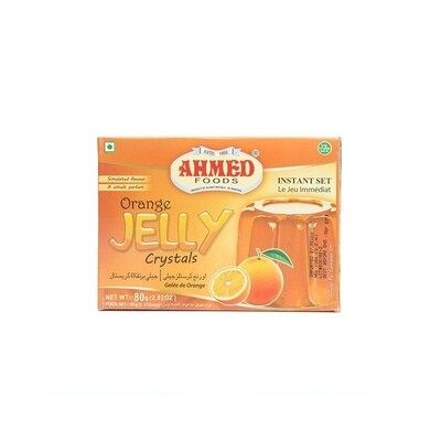 AHMED ORANGE JELLO MIX 80g