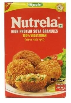 NUTRELLA SOYA GRANULES 7OZ