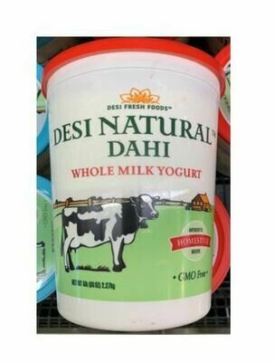 DESI YOGURT DAHI 5LB
