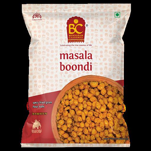 BC MASALA BOONDI 200 GM