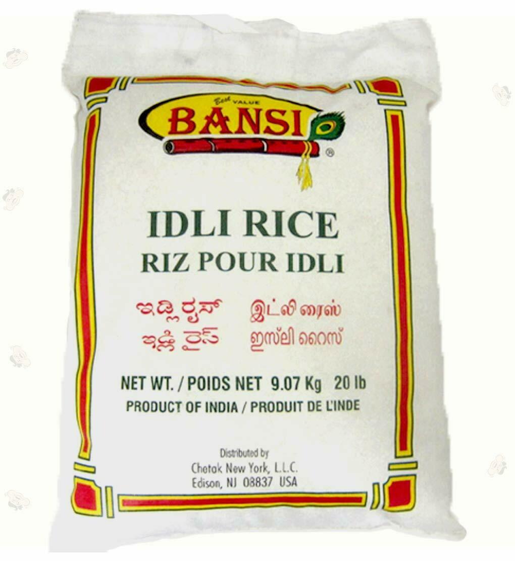 BANSI IDLY RICE 20lb