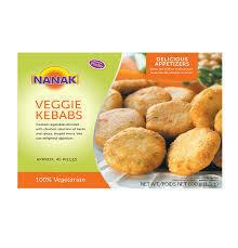 Nanak Veggie Kabab 600GM