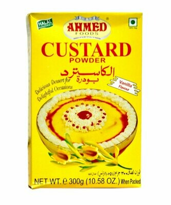 CUSTARD PDR AHMED VANILLA