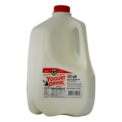 KAROUN YOGURT DRINK PLAIN 1G