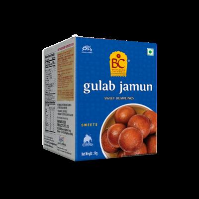 BC GULAB JAMUN CAN 1 KG