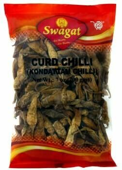 SWAGAT CURD CHILI (KONDATTAM CHILI) 200 GM