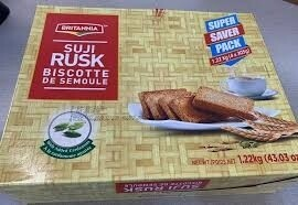 BRITTINNIA WHEAT RUSK SUPER SAVER