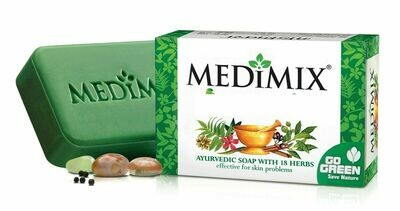 MEDIMEX SOAP 18 HERBS 125GM