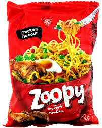 ZOOPY CHICKEN NOODLES 70 GM