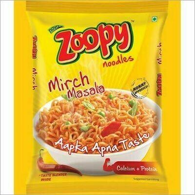 ZOOPY MIRCH MASALA NOODLES 70 GM