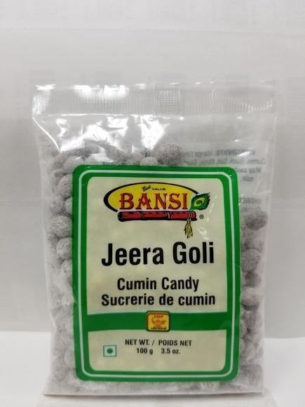 BANSI JEERA GOLI 3.5oz