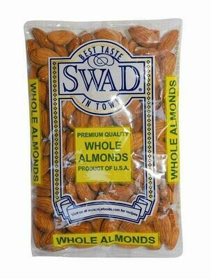 SWAD ALMOND WHOLE 800gm