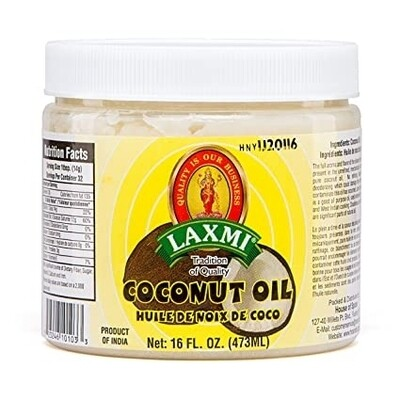 LX Coconut Oil
