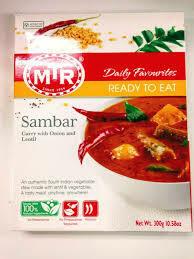 MTR RTE SAMBAR 300gm
