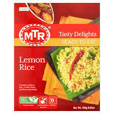 MTR Lemon Rice - Ready to Eat
