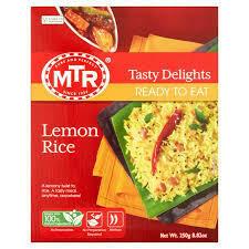 MTR Lemon Rice - Ready to Eat