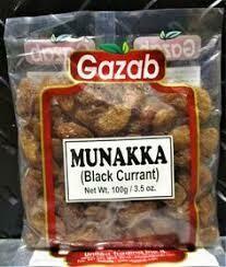 GAZAB MUNAKKA 100G