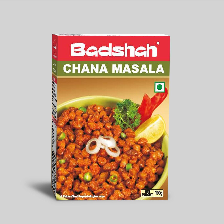 BADSHAH CHANA MASALA