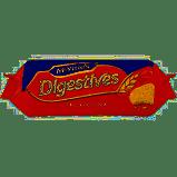 MCVITIES DIGESTIVE COOKIES  400GMS