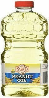 SWAD PEANUT OIL 32OZ