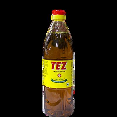 TEZ MUSTARD OIL 1LT