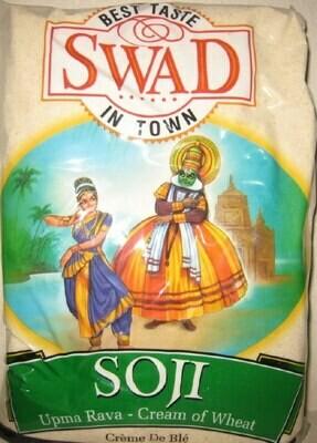 SWAD SOOJI 4LBS (COARSE)