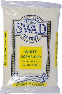 SWAD CORN FLOUR WHITE FINE 2 LBS