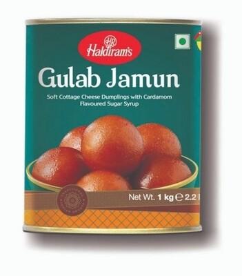 HLD GULAB JAMUN CAN 1KG