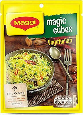 MAGGI MAGIC VEG CUBES 40G