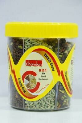 CHANDAN 5 IN 1 TIN 8.1 OZ