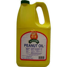 LAXMI PEANUT OIL 96 OZ