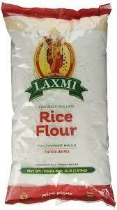 LAXMI   RICE FLR  4LB