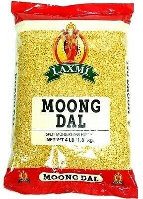 LX MOONG DAL 4 LB