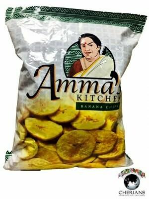 AMMA'S BANANA CHIPS 400 GM