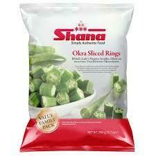 SHANA OKRA 900gm