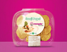 MAMPSTER FRESH SOOJI CHAT PAPDI -200gm