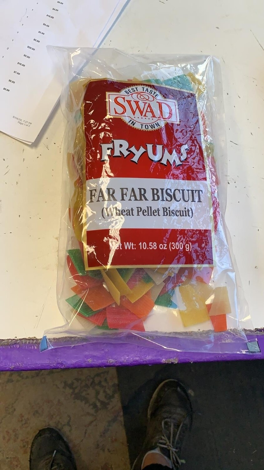 Swad far far biscuit 300g