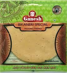 GANESH BIKANERI PAPAD 200 GM