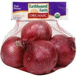 ONION RED 3LB