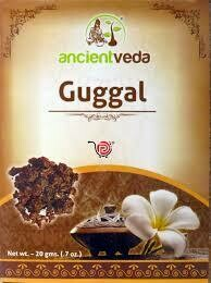 ANCIENT VEDA GUGGUL 20 GMS.