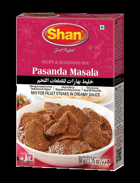SHAN PASANDA MASALA 50g