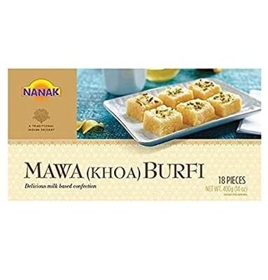 NANAK MAWA  BURFI 400gms