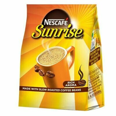 SUNRISE PRE COFFEE 200gms