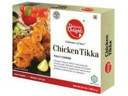 DAILY DELIGHT CHICKEN TIKKA 10 OZ