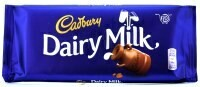 CADBURY DAIRY MILK 100G
