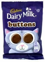 CADBURY DAIRY MILK BUTTONS 30.00 GM