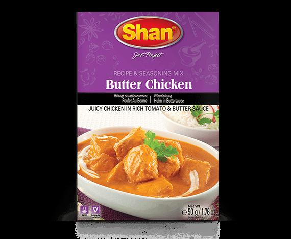 SHAN CHICKEN BUTTER MSL