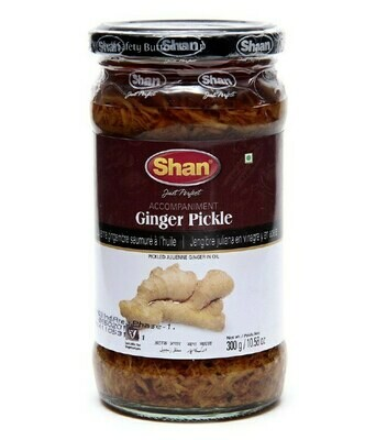 Shan Ginger Pickle 300gm