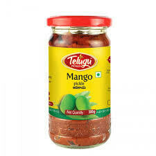TELUGU MANGO PICKLE 300G