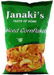 JANAKI SPICED CORNFLAKES